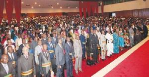 Kribi Maires Cameroun Gestion