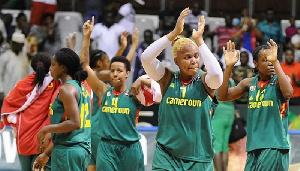 Lionnes Du Basketball Angola