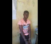 Bissi Ngosso Brice, l'élève en classe de 4ème espagnole au lycée classique de Nkolbisson