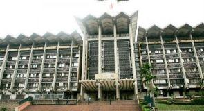 Le siège du ministère des finances