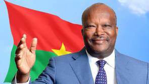 Roch Marc Christian Kaboré est arrivé en tête du scrutin présidentiel avec 57,87 %