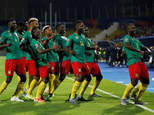 Lions Indomptables Football Camerounweb