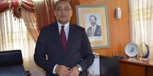 Cyrus Ngo'o, DG du port de Douala