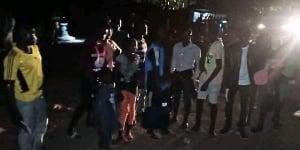 Les étudiants tchadiens