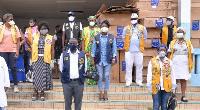 Lion Club Cameroun participe à la lutte contre le Covid-19
