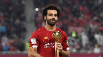 Mohamed Salah with the Player of the Tournament Award