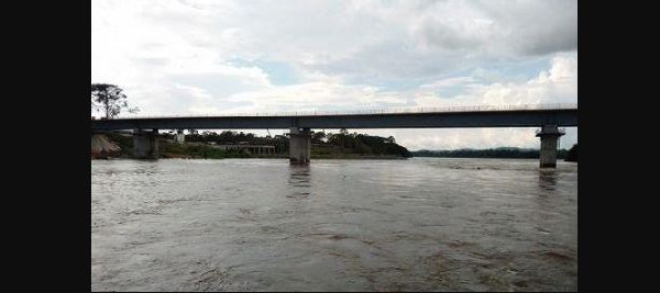 Le pont sur le fleuve Sanaga à Natchigal est achevé