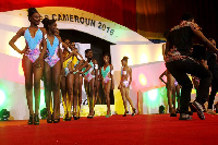 Miss Cameroon 2016
