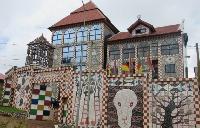 Ce centre d'art contemporain, ouvert depuis quatre ans dans la localité de mbouo-bandjoun