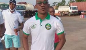 Clotaire Ngue, cadre PCRN