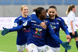 Njoya Ajara sous les couleurs de son club