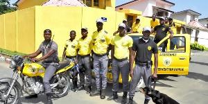 Société de gardiennage au Cameroun