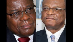 Maurice Kamto et Dion Ngute