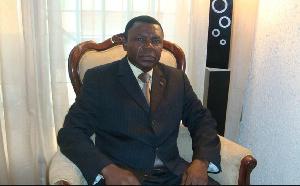 L'ambassadeur camerounais en Centrafrique