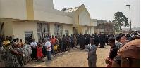 Les  localités à risque du Cameroun