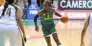 South Africa V Cameroon 2015 Afrobasket Women