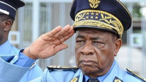 Martin Mbarga Nguele, le chef de la police camerounaise