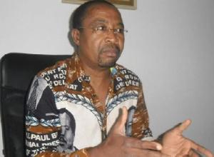 Grégoire Mba Mba, député RDPC à Kribi