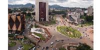Yaoundé vu du ciel