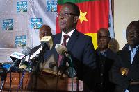 Maurice Kamto a annoncé ce 04 avril une pile de mesures aux camerouais contre le covid 19