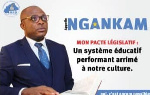 Son rêve est de marquer l'hémicycle burkinabè avec le nom Ngankam