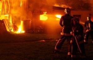 Plusieurs preuves ont été détruites par le feu