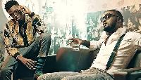 Mbekool et Tweezy livrent un clip qui célèbre la sape.