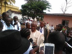 Critiques contre Maurice Kamto
