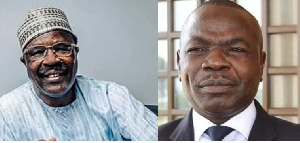 Baba Danpoullo et Amougou Belinga