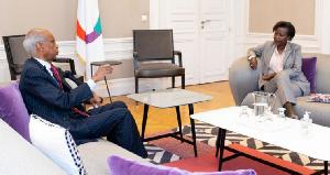 Il s'agit du Mauritanien Ahmedou Ould Abdallah