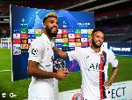 Ligue des Champions: le geste classe de Neymar envers Choupo-Moting