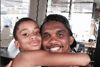 Eto and daughter