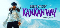 Beko Sadey (la mater qui rappe) revient avec un nouveau single « Kankan Way »