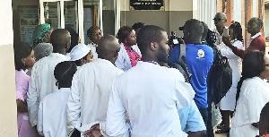 Des médecins camerounais