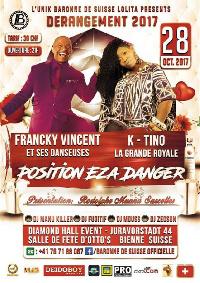 Francky Vincent et K-tino