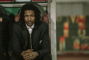 Rigobert Song veut coacher les Léopards