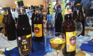 Les nouvelles bières  des ux Brasseries royales africaines
