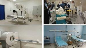 Des images du CHR Ebolowa