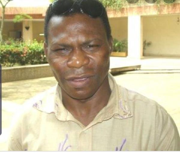 Martin Ndongo Ebanga