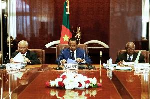 Paul Biya présent au Conseil supérieur de la Magistrature