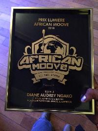 Depuis le 17 avril 2018, Diane Audrey Ngako détient le prix Lumière African Moove 2018