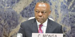Célestin Monga, économiste camerounais