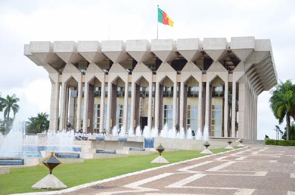 Le Palais d'Etoudi