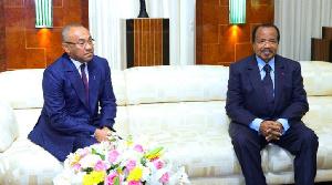 Le Président Ahmad Ahmad ne pourra plus être candidat à sa propre succession