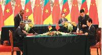 Pékin a récemment annoncé une importante aide en faveur des pays du continent