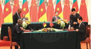Pékin nie se servir de ses prêts aux pays pour prendre le contrôle de leurs infrastructures