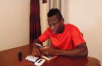 L'international camerounais Christian Bassogog