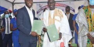 Alamine Ousmane Mey, a présidé le 6 octobre 2021 à Yaoundé