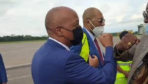 La visite du président de la CAF à Biya inquiète les ministres