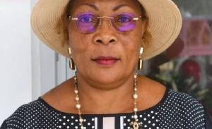 La députée Pauline Ndoumou